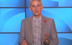 Ellen has not stopped scaring her guests! Check it Out!