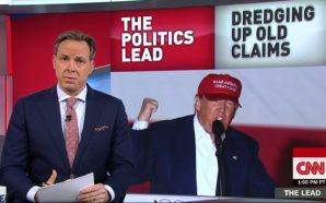 CNN's Jake Tapper Takes Trump's Performance Down