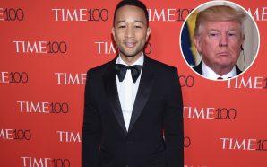 John Legend says Donald Trump is 'corrupt' and 'a terrible…