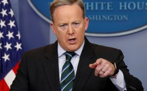 Sean Spicer Defies Reporter's Assertion of Mike Flynn, Russia Documents