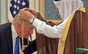 Iran's leader jabs Trump's 'theatrical' Saudi trip