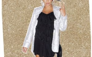 Must SEE: Pregnant Beyoncé Channels Michael Jackson in $4,950 Rhinestone…