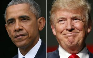 The difference between President Trump and Barack Obama in two…