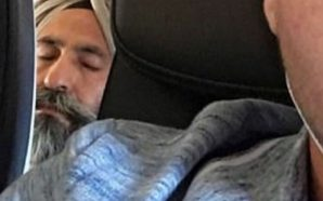 American Citizen Just Trying to Sleep on Plane; Racist White…
