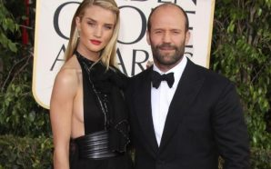 Jason Statham & Rosie Huntington announces birth of their son!!