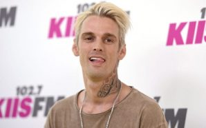 Aaron Carter Hospitalized Amid 'Hate Messages and Death Threats' About…