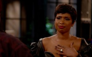 Judah cries after being surprised by Jennifer Hudson! See pics!