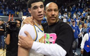 LaVar Ball's Latest Publicity Stunt Might Land Him a Steel…