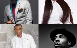 Major, Tasha Cobbs, Jonathan McReynolds, Mali Music, and Israel Houghton