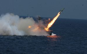 Breaking News: Russia fires missiles from Mediterranean!