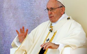 The Pope admits church realized sex abuse problem 'a bit…
