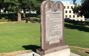 Thou Shalt Not Destroy the Ten Commandments Monument!!