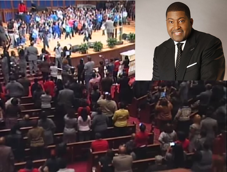 Mega Pastor Dr. E Dewey Smith (@edeweysmith) Exemplifies the Humanity of  Pastors Dealing with Losses in Leadership!