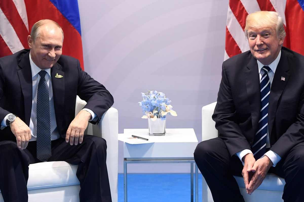 Vladimir putin body language
