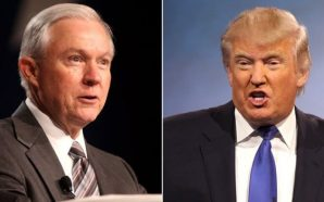 Donald Trump is speaking about A.G. Jeff Sessions again!
