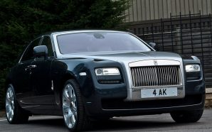 WOW! The all-new Rolls-Royce Phantom is a modern private jet…
