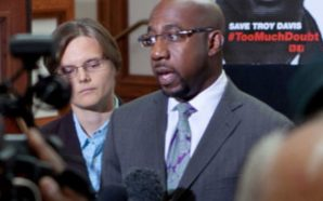 Rev. Raphael Warnock was arrested during protest, since been released…
