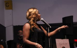 Le'Andria Johnson speaks candidly about the success of her latest…