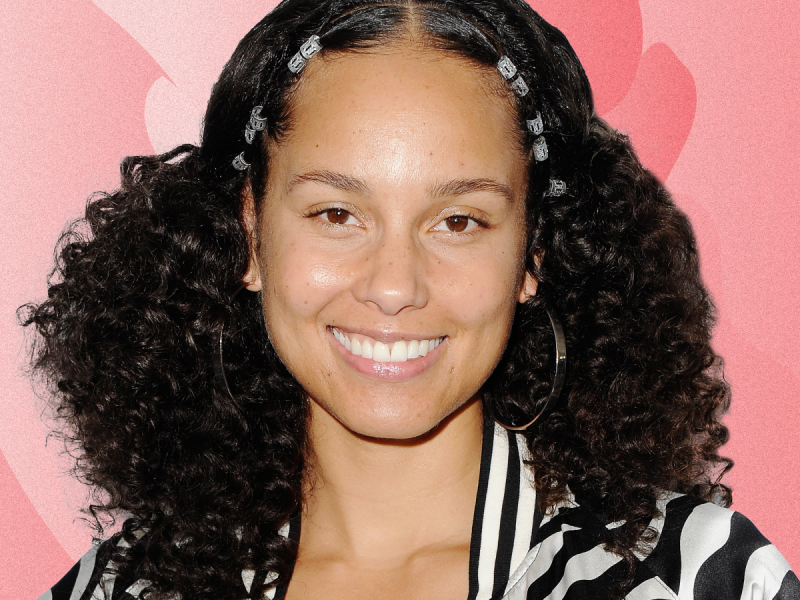 alicia keys hairstyle 2017 - photo #24