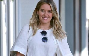 Hilary Duff's home burglarized during her vacation
