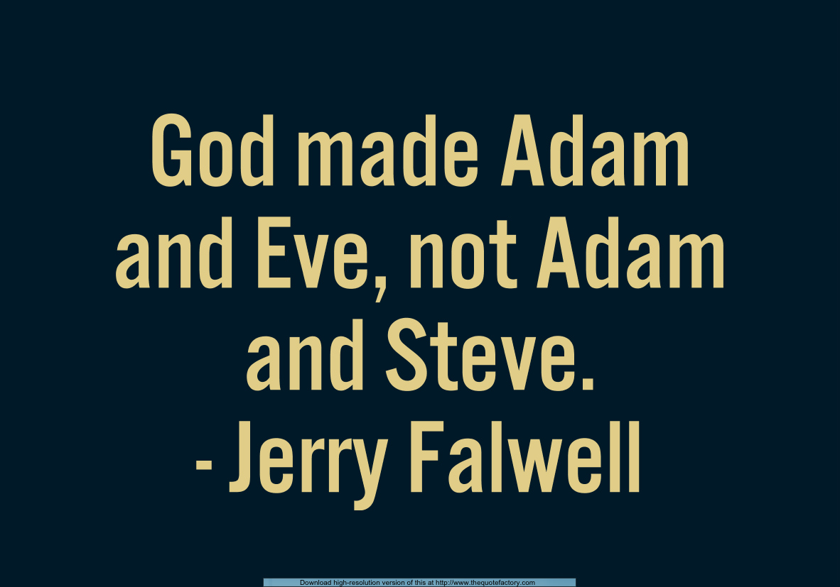 a church removed this sign u0027god made adam and eve not steve
