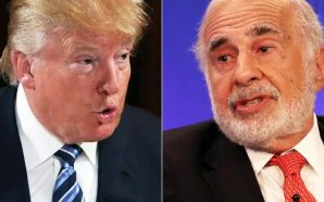 Special Regulatory Adviser to President Trump, Carl Icahn steps down