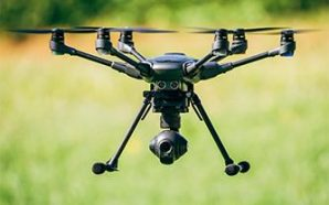 Man uses drone to smuggle methamphetamine