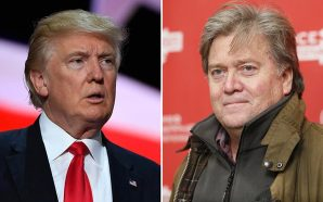 "Steve Bannon: ""The Trump presidency that we fought for, and…"