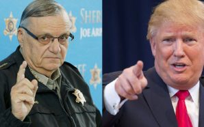Sheriff Joe would says he would be honored to have…