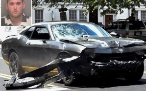 More charges for suspect who drove his car thru a…