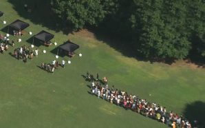 Thousands Line Up for American Idol Auditions In Piedmont Park!
