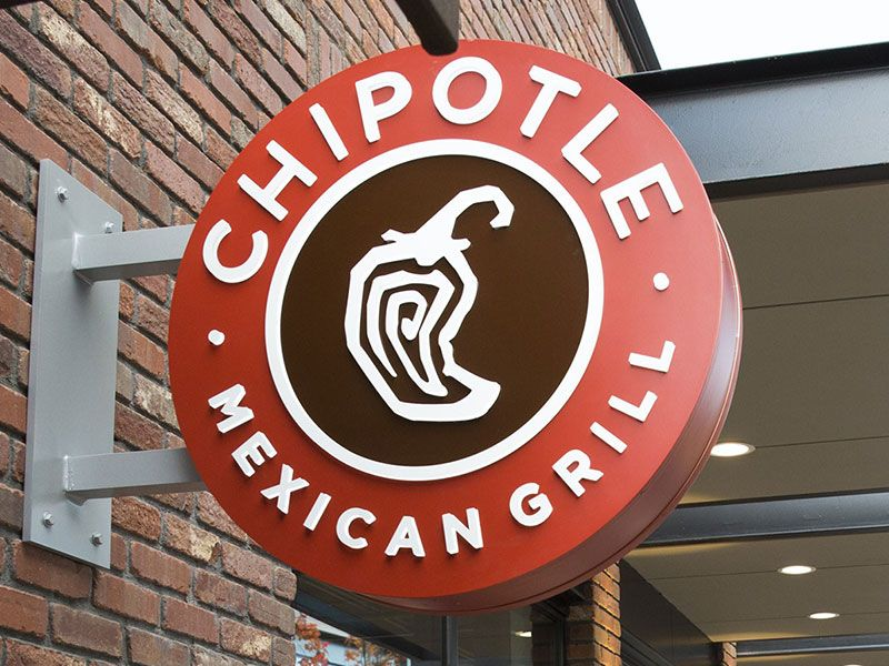 Chipotle Logo rodent found in dallas chipotle is getting shut down!! | joy105