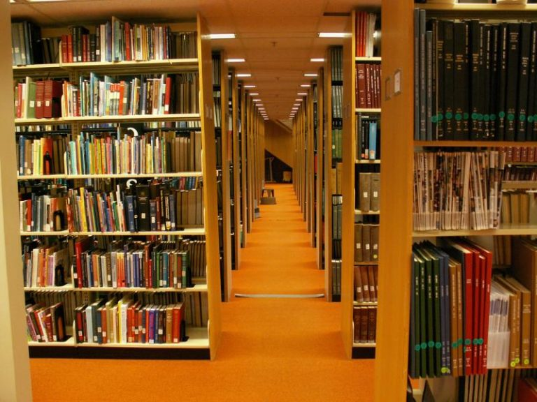 research papers library