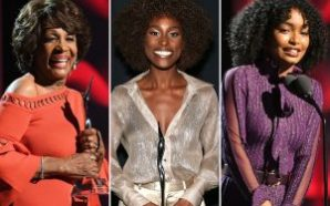"Tonight Is The Big Night ""Black Girls Rock""! Are You…"