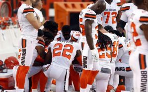The First White NFL Player To Protest National Anthem Is…