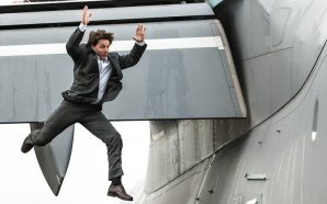 Impossible 6′ Shoot on Hiatus After Tom Cruise Breaks Ankle!!!