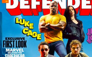 'The Defenders' Luke Cage and Iron Fist spill tea about…