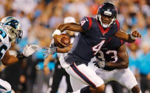 Savage is Houston's starting QB, but Watson impressing early!
