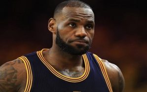 """LeBron James speaking on Trump….""""the people run this country. Not…"""