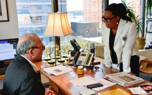 OPRAH TEASES NEW '60 MINUTES' CORRESPONDENT GIG, KIRAKIRA APP IS…