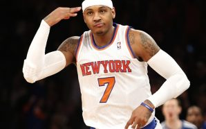 Carmelo Anthony to begin the 2017-2018 NBA season with New…