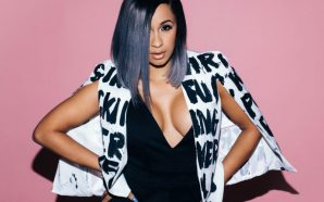 "Cardi B's ""Bodak Yellow"" Hits No. 1 on the Hot…"