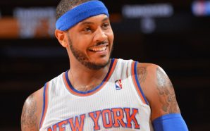 Carmelo Anthony Says 'I Will Always Love You' In Goodbye…