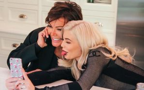 KRIS JENNER ADDRESSES KYLIE JENNER PREGNANCY RUMORS