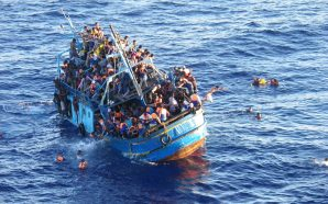 Immigrant Boat Sinks Killing 21 people in the Black Sea!