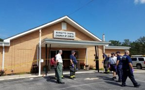 Tennessee church shooting suspect charged with murder