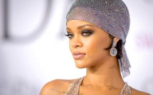 Rihanna gets a road named after her !!