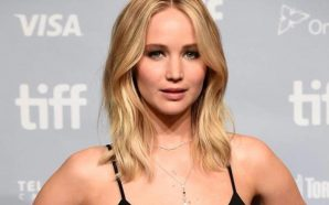 "Jennifer Lawrence talks about having to do a ""nude lineup""…"