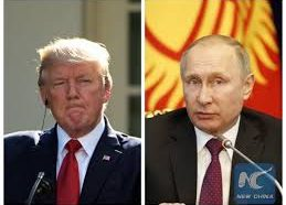 "Russian President stated ""disrespect shown for Trump in the U.S.…"