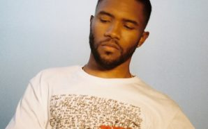 It all came to Frank Ocean in a dream